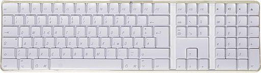 2007 09 30 de Apple-Tastatur