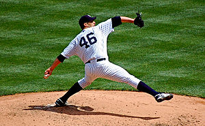 English: Andy Pettitte