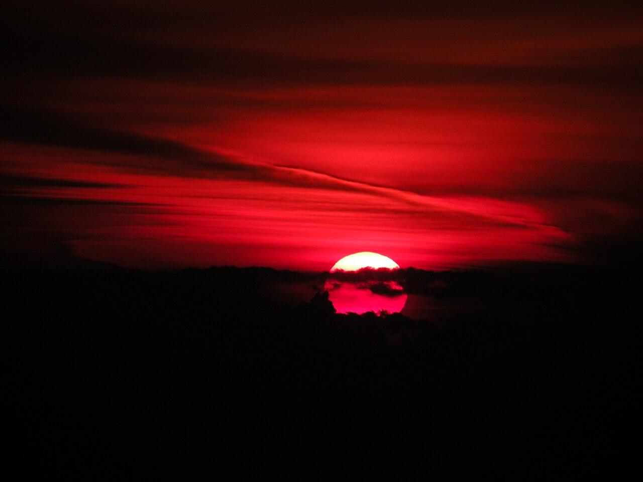 Sky Hd Wallpaper Датотека Sunrise In Constanta Romania Jpg Википедија
