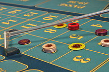 Roulette - Simple English Wikipedia, the free encyclopedia