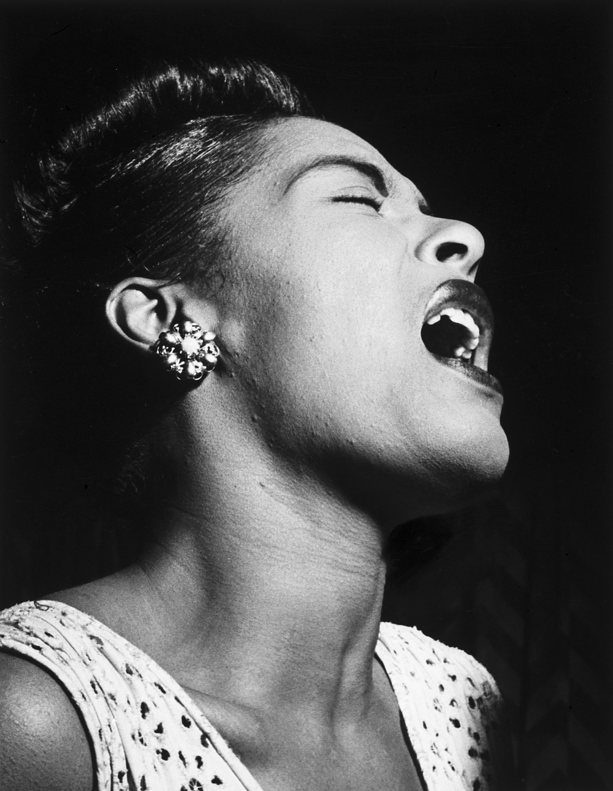 Billie Holiday Billie Holiday Wikipedia