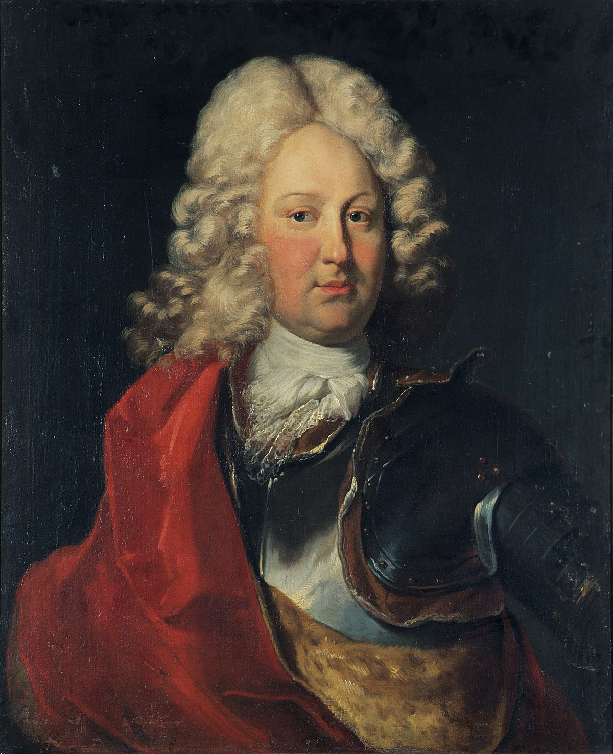 Salm Karlsruhe Charles Iii William, Margrave Of Baden-durlach - Wikipedia