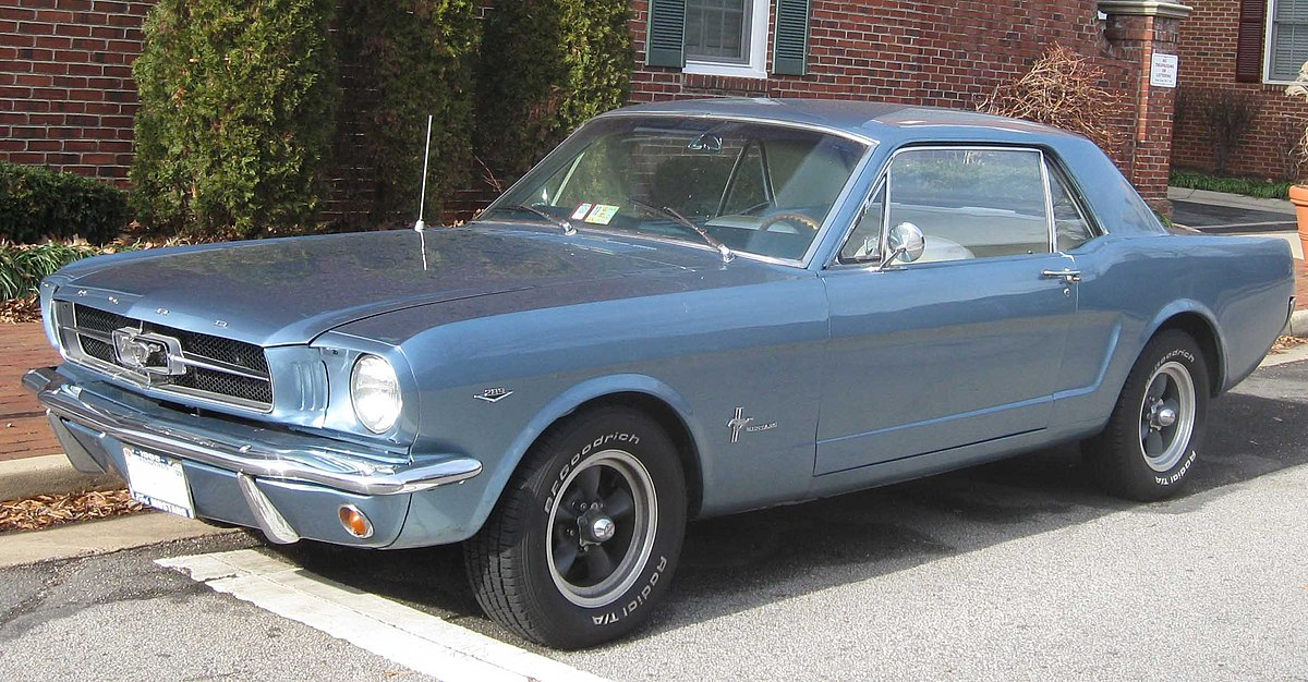 Ford Mustang (first generation) - Wikipedia