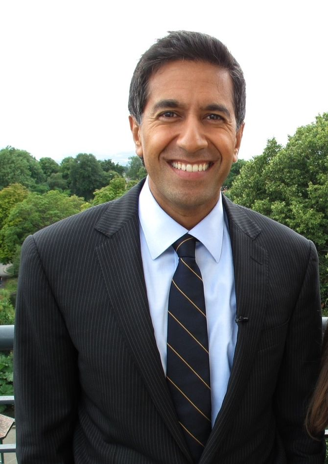 English: Dr. Sanjay Gupta