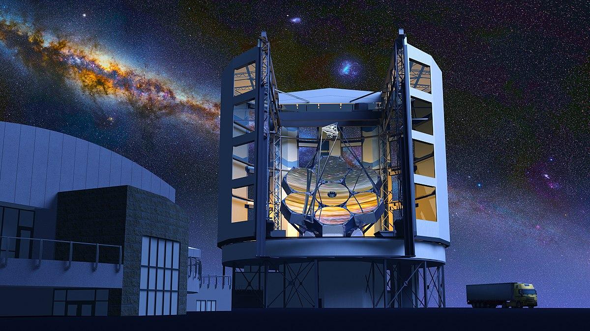 Giant Magellan Telescope Wikipedia