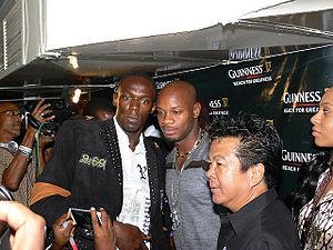 Photos from the Usain Bolt Tribute at Club Qua...