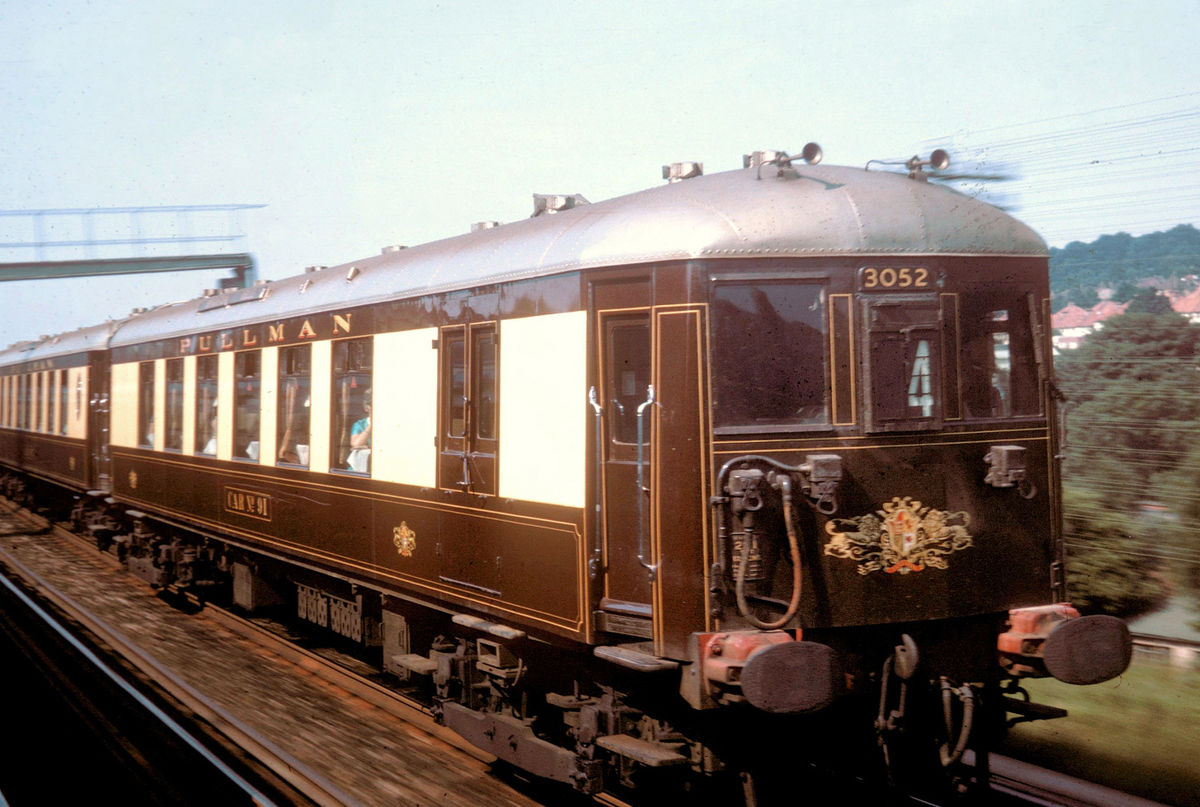 Pullman Sessel Brighton Belle Wikipedia
