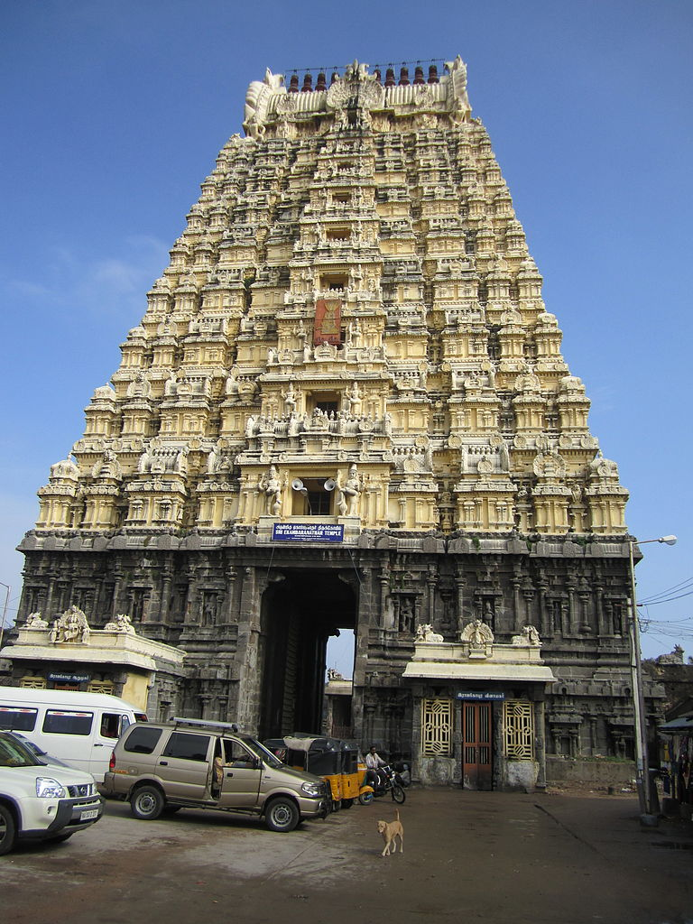 50*50 File:kanchipuram, Sri Ekambaranathar Temple (6846490776