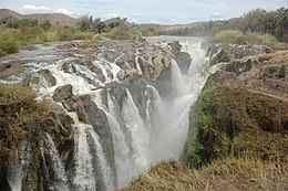 Victoria Falls Wallpaper Chutes Epupa Wikip 233 Dia