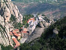 Santa Maria De Montserrat Abbey Wikipedia