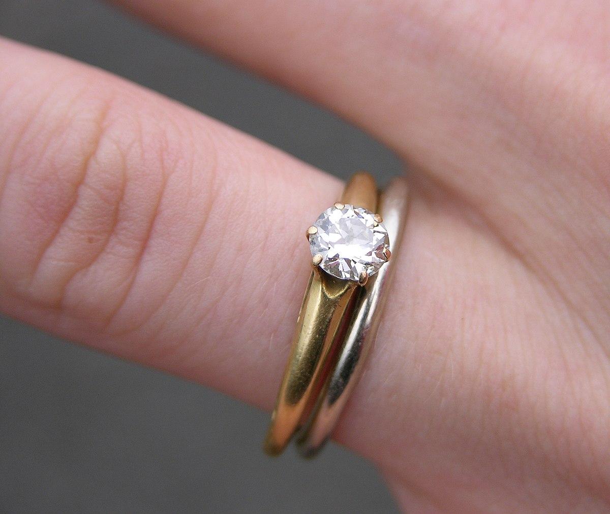 Engagement ring rings wedding