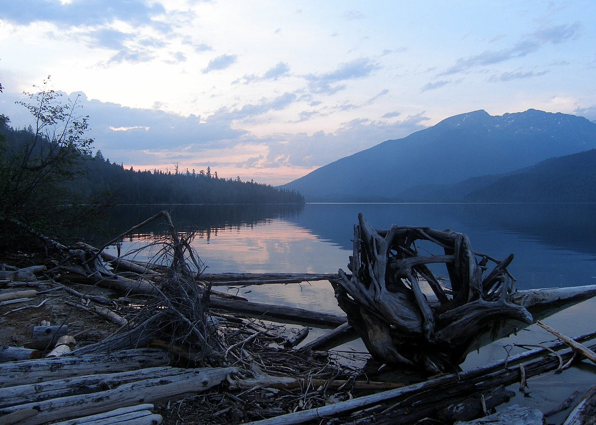 Free Flow Clearwater Lake (british Columbia) - Wikipedia
