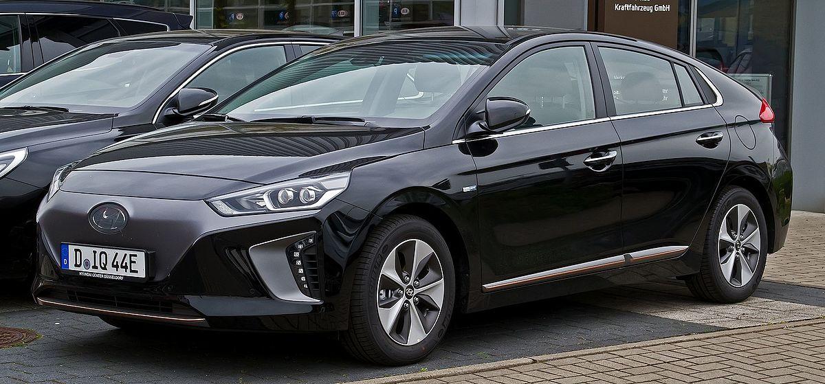 Hyundai Ioniq - Wikipedia