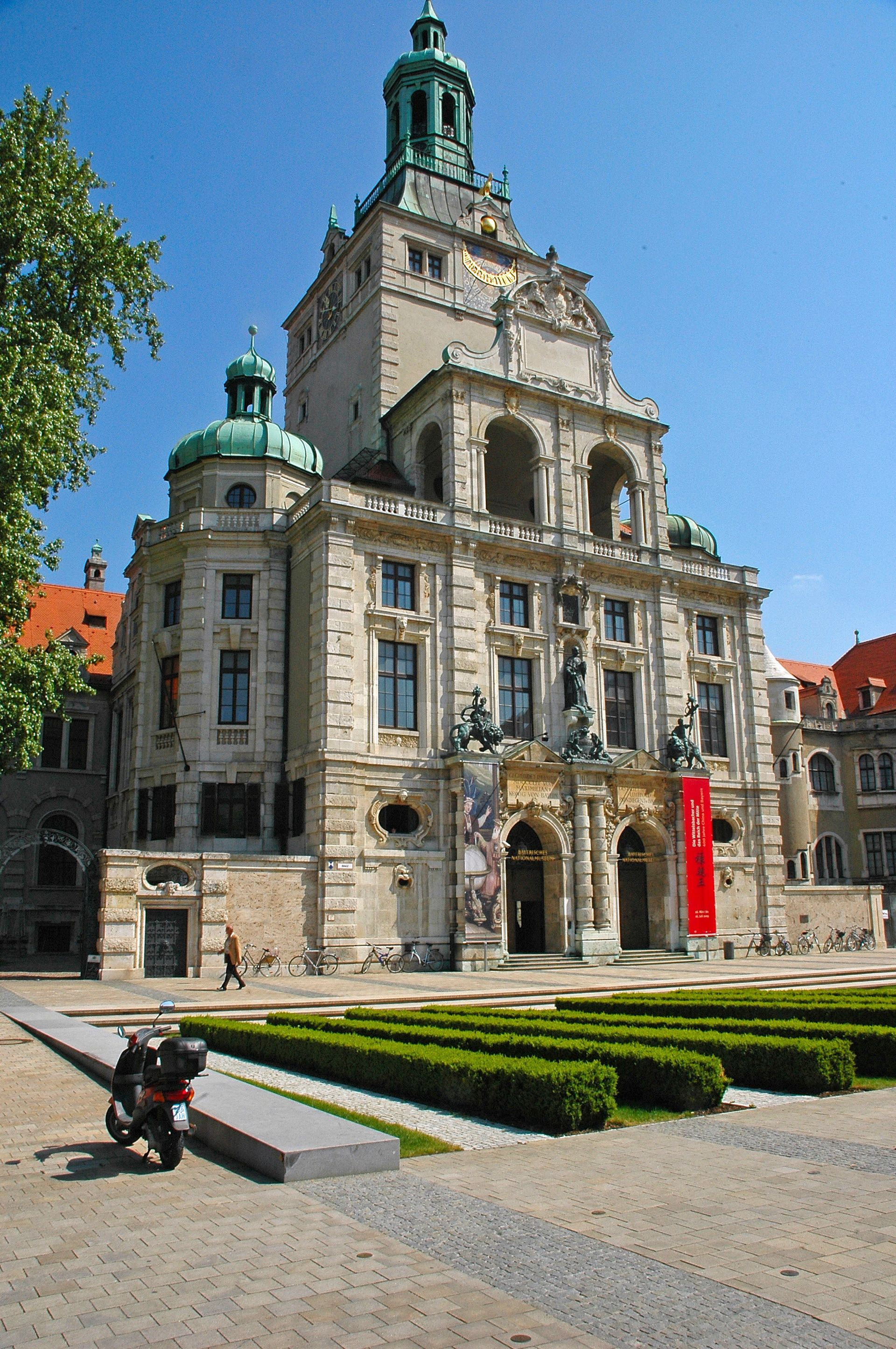 Gemälde Kunst Bayerisches Nationalmuseum – Wikipedia
