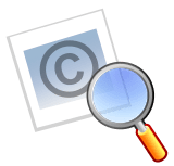 Control copyright icon