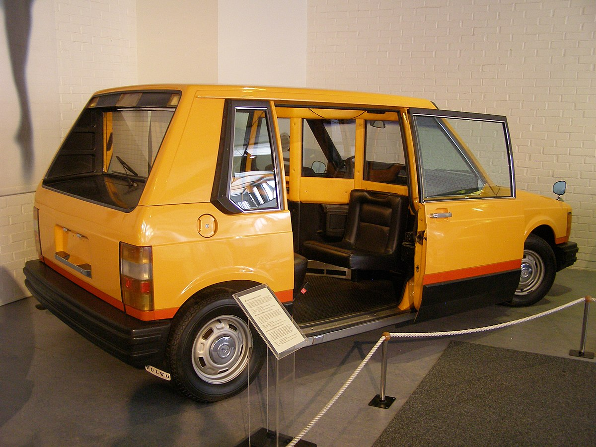 Moma New York Volvo City Taxi - Wikipedia