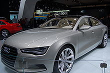 Hd Wallpapers Of New Audi Cars Audi A7 Wikipedia