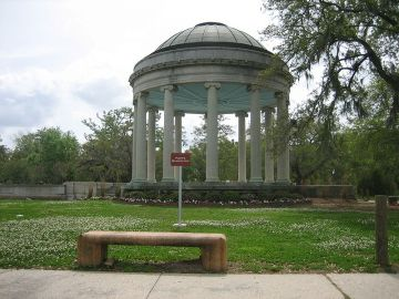 New Orleans City Park history