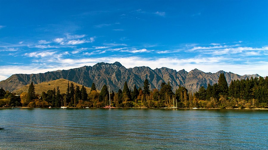 Fall Moutains Wallpaper The Remarkables Wikipedia