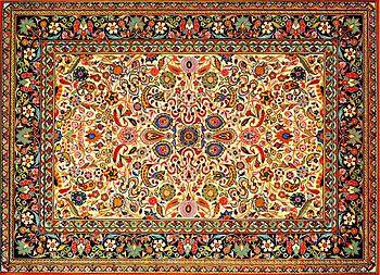 Tabriz Rug Wikipedia