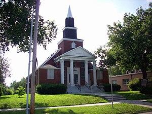 Church of Jesus Christ (Zion's Branch) in Inde...
