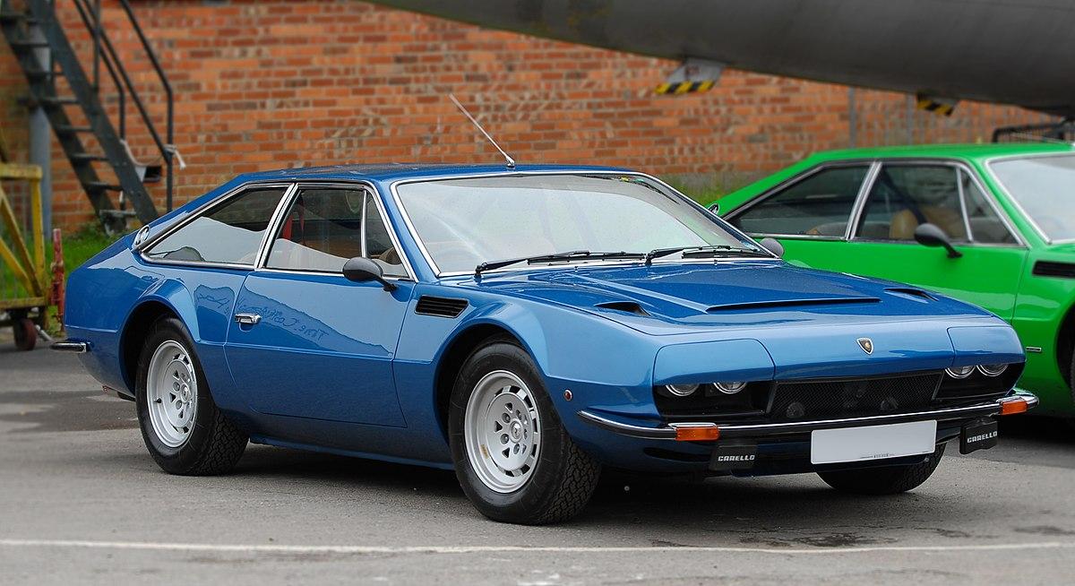 Lamborghini Jarama - Wikipedia