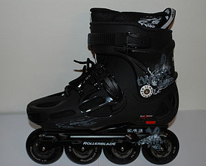 Rollerblade Twister skate Italiano: Pattino Ro...