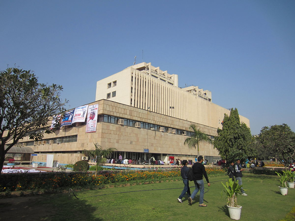 Delhi India Postal Code Indian Institute Of Technology Delhi Wikidata