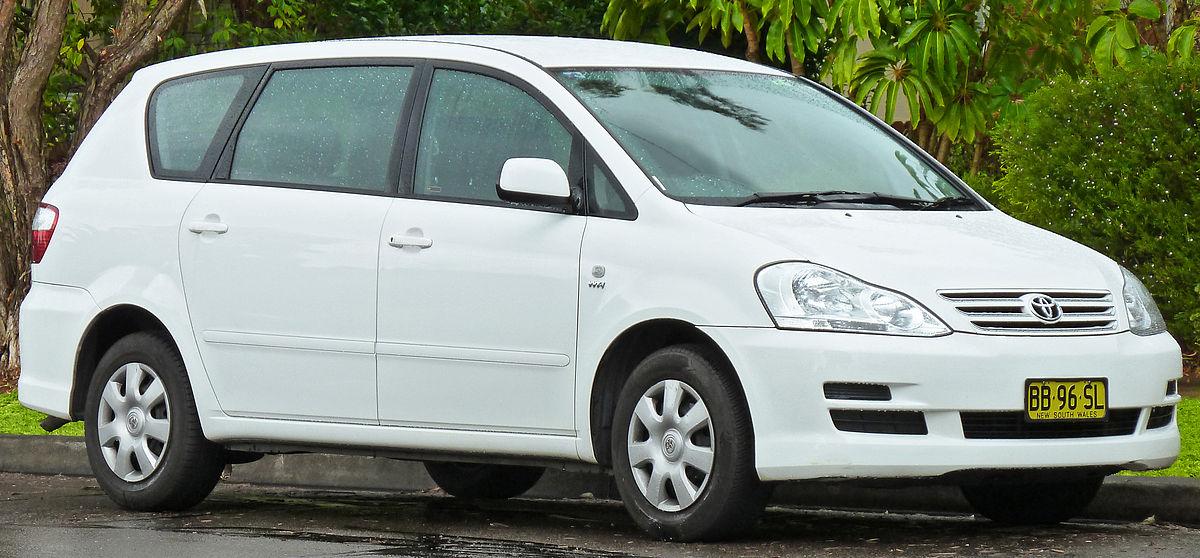 Toyota Ipsum - Wikipedia