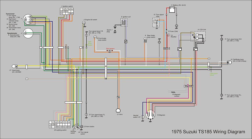Suzuki Na12s Wiring Diagram Wiring Diagram
