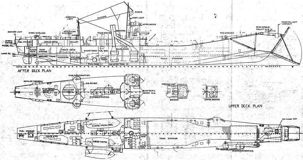 ship schematics
