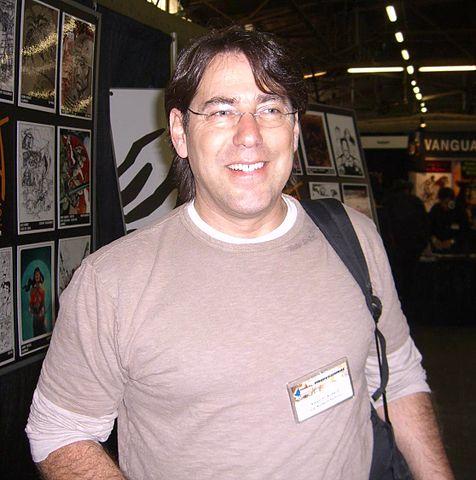 Adam Kubert (credit: Wikipedia)