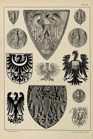 Eagle (heraldry) - Wikipedia