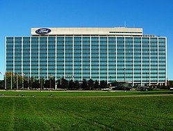Ford Motor Pany Dearborn Headquarters