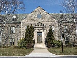 Blaustein Humanities Center