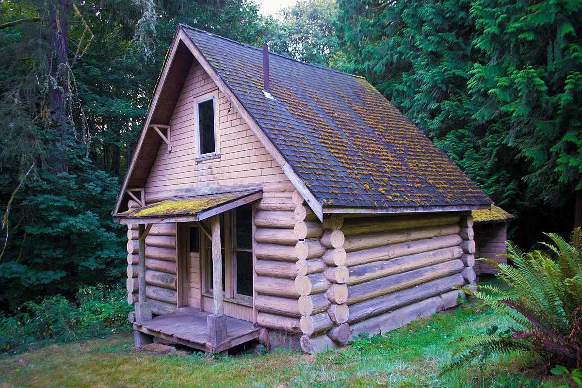 /home Arnold–park Log Home - Wikipedia