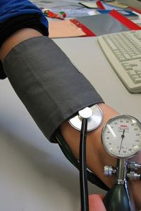 blood pressure Sheffield