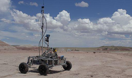BYU Mars Rover 2009