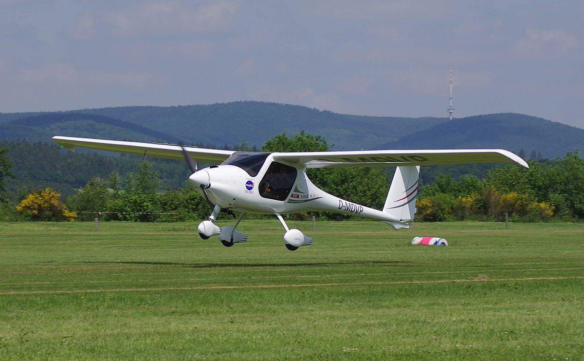 Homebuilt Aircraft Pipistrel Virus - Wikipedia