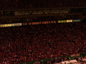 English: Denver Broncos at Kansas City Chiefs,...