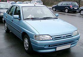 Ford Escort Wikipedia