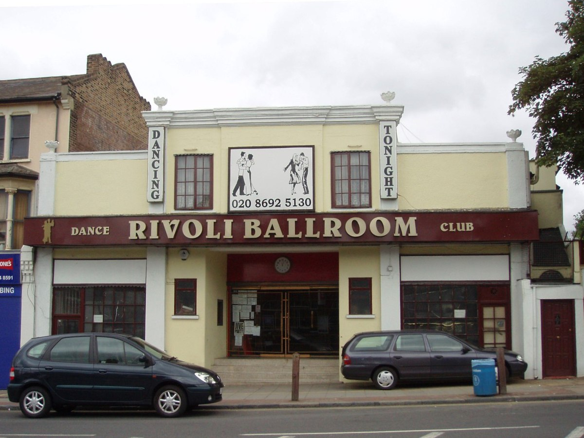 1950s Car Wallpaper Rivoli Ballroom Wikipedia
