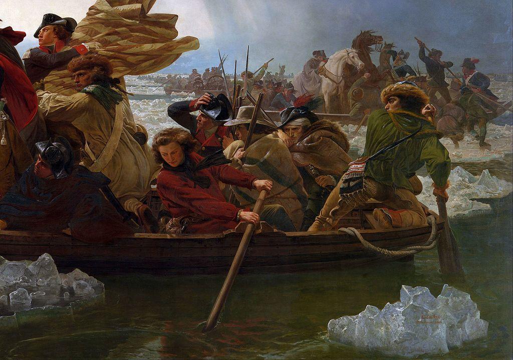 FileWashington Crossing the Delaware by Emanuel Leutze, MMA-NYC