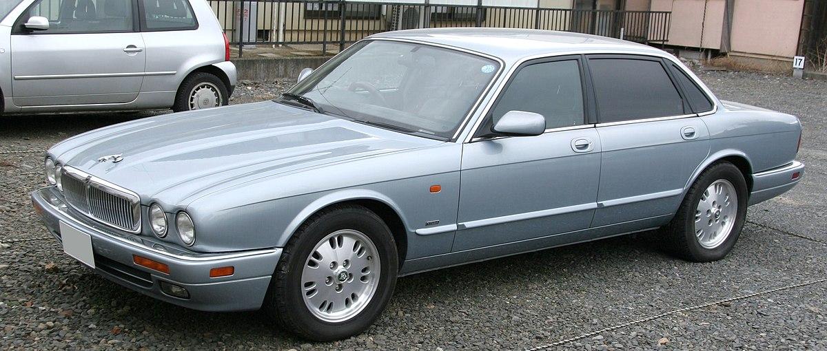 Jaguar XJ (X300) - Wikipedia