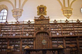 Vista Wallpaper Hd Biblioteca General Hist 243 Rica Universidad De Salamanca