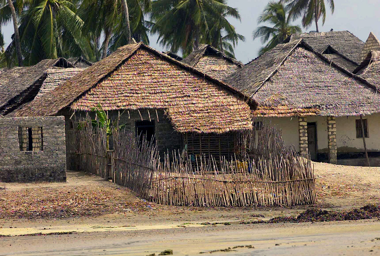 What Are The Different Styles Of Homes File Faza In Kenya 39s Coast Province Jpeg Wikimedia Commons