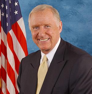 English: Official porrait of US Rep Dan Burton