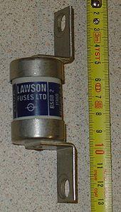 100 Amp Cartridge Fuse Box Fuse Electrical Wikipedia