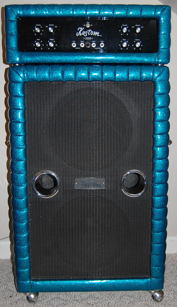 FileKustom 200 bass amplifier (1971)jpg - Wikimedia Commons