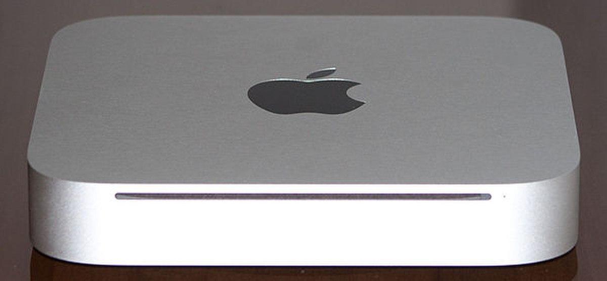 Mac Mini Wikipedia